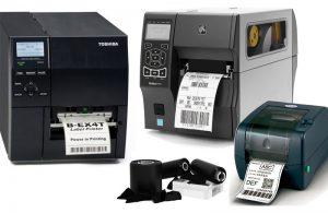 Rubans et Imprimantes