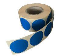 Stickers bleus- Ref 15448 Bleu
