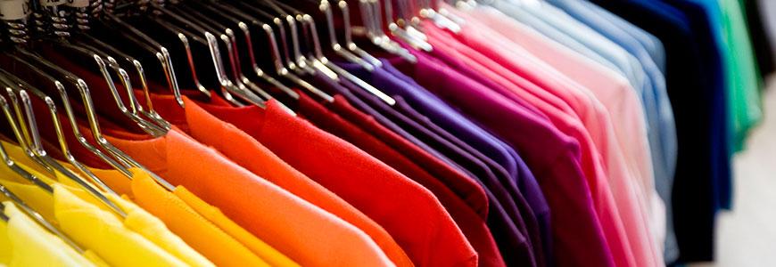 Étiquettes Textile