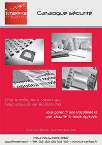 Catalogue sécurité